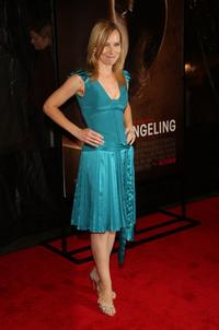 Amy Ryan at the New York premiere of