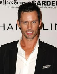 Jeffrey Donovan at the New York premiere of
