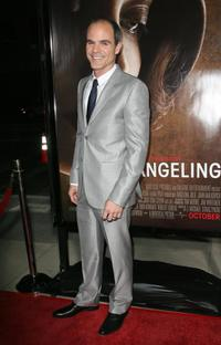 Michael Kelly at the California premiere of