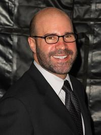 Scott Burns at the New York premiere of