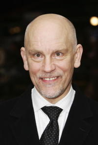 Actor John Malkovich at the London premiere of
