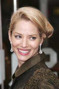 Actress Sienna Guillory at the London premiere of