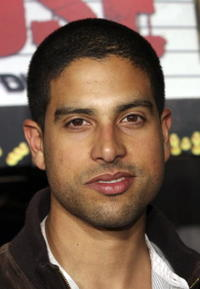 Actor Adam Rodriguez at the L.A. premiere of