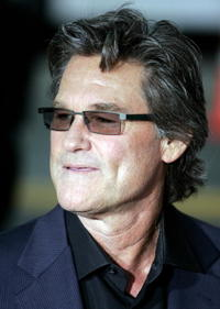 Actor Kurt Russell at the L.A. premiere of