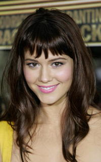 Actress Mary Elizabeth Winstead at the L.A. premiere of