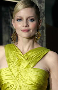 Actress Marley Shelton at the L.A. premiere of