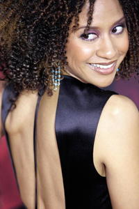 Actress Tracie Thoms at the L.A. premiere of