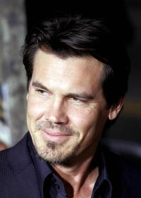 Actor Josh Brolin at the L.A. premiere of