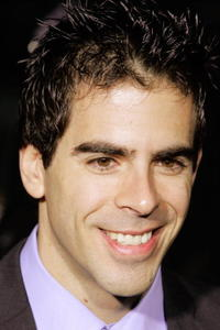 Director Eli Roth at the L.A. premiere of