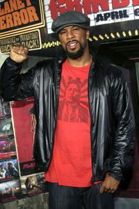 Recording artist Common at the L.A. premiere of