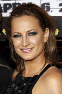 Actress Zoe Bell at the L.A. premiere of