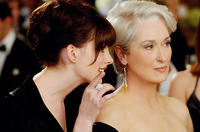 Meryl Streep and Anne Hathaway in