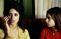 Penelope Cruz and Yohana Cabo in