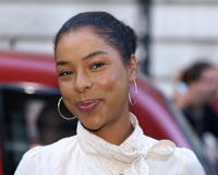 British actress Sophie Okonedo at the