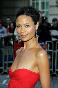 Actress Thandie Newton at the