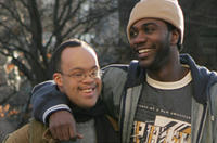 Christopher Scott as James and Nashawn Kearse as Isaiah in