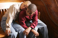 Donovan Jennings as James and Rodney Henry Jr. as Isaiah in