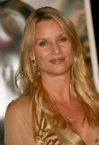 Actress Nicollette Sheridan at the L.A. premiere of