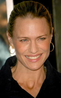 Actress Robin Wright Penn at the L.A. premiere of