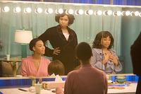 Beyonce Knowles, Jennifer Hudson and Anika Rose in