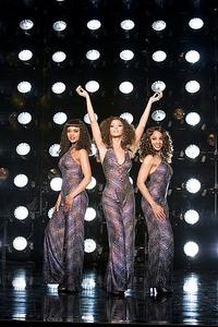 Sharon Leal as Michelle, Beyonce Knowles as Deena and Anika Noni Rose as Lorrell in