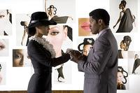 Beyonce Knowles and Jamie Foxx in