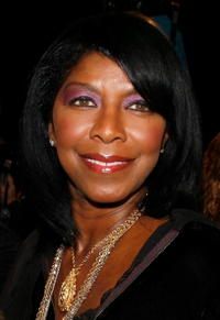 Singer Natalie Cole at the Beverly Hills premiere of