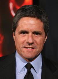 Paramount Pictures CEO Brad Grey at the Beverly Hills premiere of