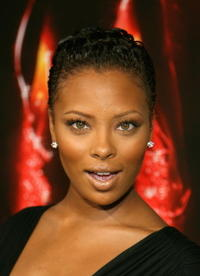 Model Eva Pigford at the Beverly Hills premiere of