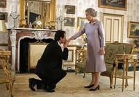 Michael Sheen as Tony Blair and Dame Helen Mirren as the Queen in
