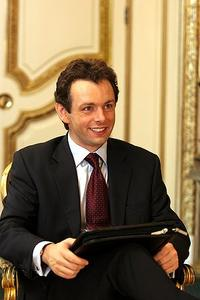 Michael Sheen as Tony Blair in