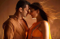 Salman Khan and Kareena Kapoor in