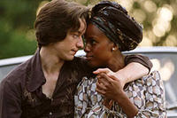 James McAvoy and Kerry Washington in