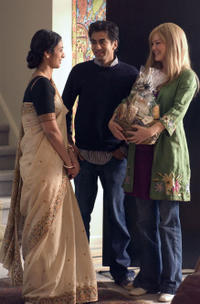 Tabu, Kal Penn and Jacinda Barrett in