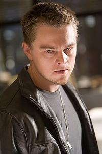 Leonardo DiCaprio stars as Billy Costigan, a state trooper who takes on a dangerous undercover assignment, in