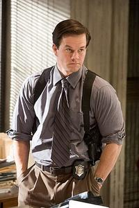 Mark Wahlberg stars as Dignam, a Massachusetts State Police sergeant, in
