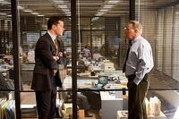 Matt Damon and Martin Sheen in