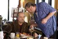 Jack Nicholson and Ray Winstone in