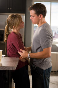 Vera Farmiga and Matt Damon in