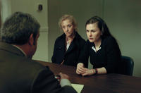 J. Smith Cameron as Joan Cohen and Anna Paquin as Lisa Cohen in