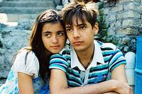 Paulina Gaitan and Cesar Ramos in