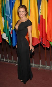 Actress Kate del Castillo at the N.Y. premiere.