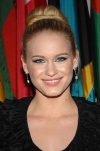 Actress Leven Rambin at the N.Y. premiere of