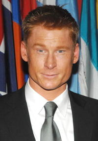 Actor Zack Ward at the N.Y. premiere of