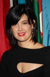 Phoebe Cates at the N.Y. premiere of