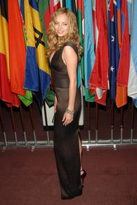 Actress Bijou Phillips at the N.Y. premiere of
