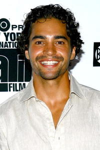 Actor Ramon Rodriquez at the screening of