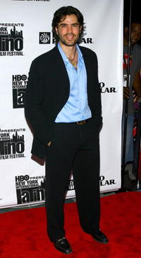 Actor Eduardo Verastegui at the pre-screening party of