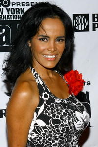 Briminia Rios at the screening of