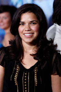 Actress America Ferrera at the L.A. premiere of